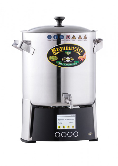 Brewing - Braumeister 10L