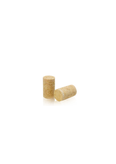 Cork - Agglomerated Cork Stopper 1 + 1