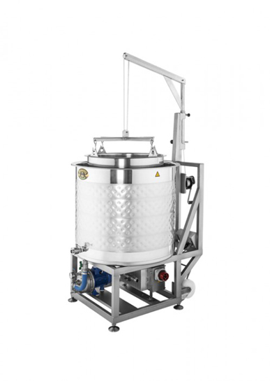 Brewing - Braumeister 200L