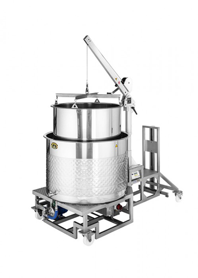 Brewing - Braumeister 500L