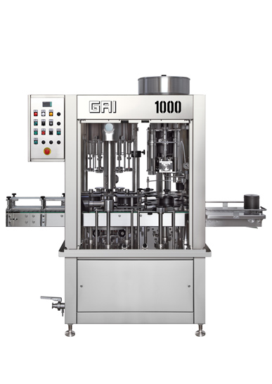 Bottling - Automatic Fillers GAI 1000