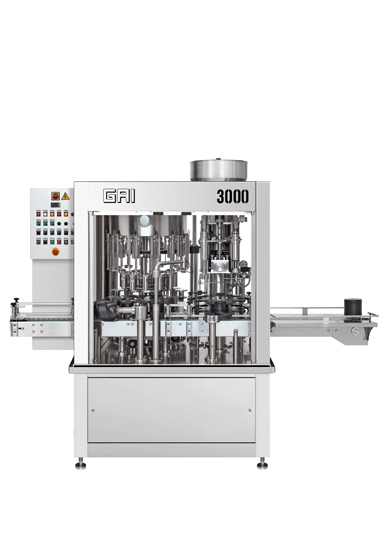 Bottling - Automatic Fillers GAI 3000