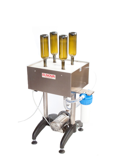 Bottling - 4 Spout Manual Rinser