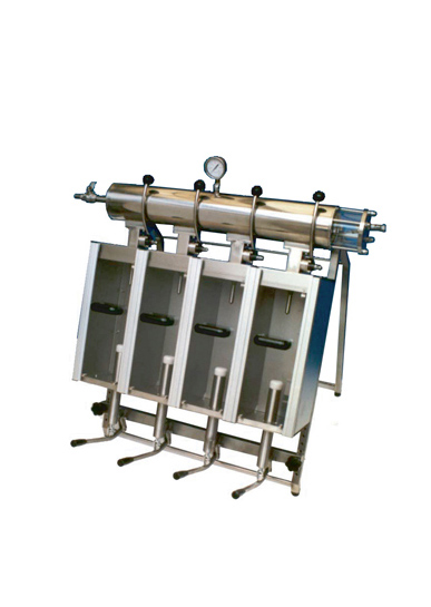 Bottling - Semi-Automatic Fillers - Iso Barometric Filler
