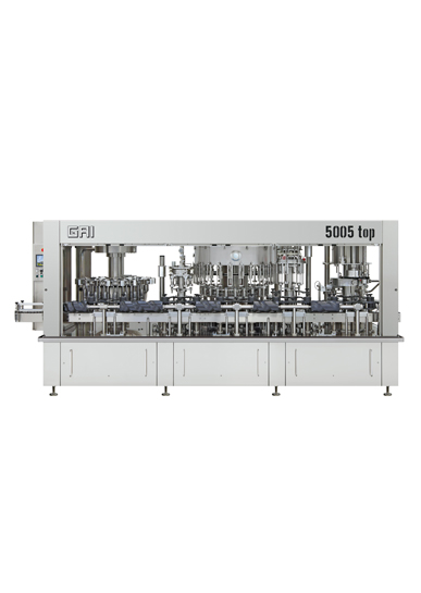 Bottling - Automatic Fillers GAI 5000