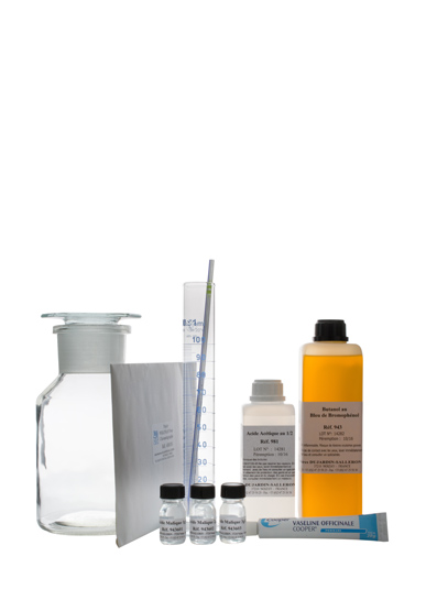 Oenological & Laboratory Products - Chromatography Acids Kit