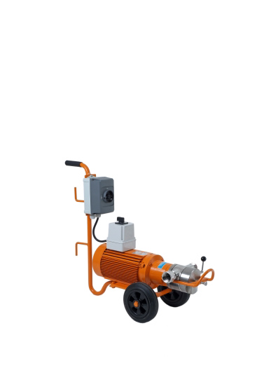Pumps - Variable Speed Impeller Pump 6000 to 12000L/h