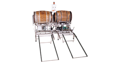 Cask Cleaning Machine